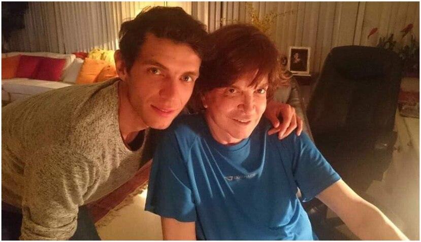 Aseguran que Camilo Blanes lleva años luchando con sus adicciones. (Instagram/Camilo Blanes)