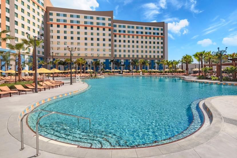 Piscina del Dockside Inn and Suites del  Endless Summer Resort de Universal Orlando.