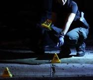 Hasta ayer, la Policía había reportado 324 asesinatos en lo que va de este año, 39 más que los 285 registrados a la misma fecha en el 2020.