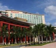 El Sheraton Puerto Rico Hotel & Casino tiene 503 habitaciones y lleva 10 años en operaciones. (GFR Media)