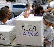 Destruir y dispersar el voto: el CNE del régimen venezolano