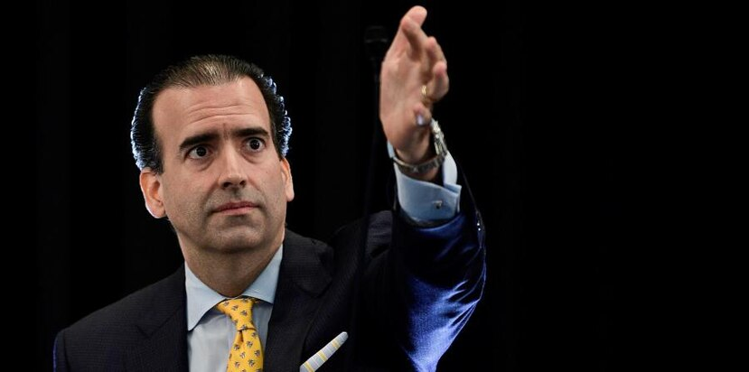 """""""We are very aware that, without a strong economic development, we won't be successful as a nation,"""" OB Chairman José Carrión admitted."""