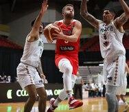 Gian Clavell guía a Puerto Rico sobre México en el primer juego de la tercera ventana de FIBA