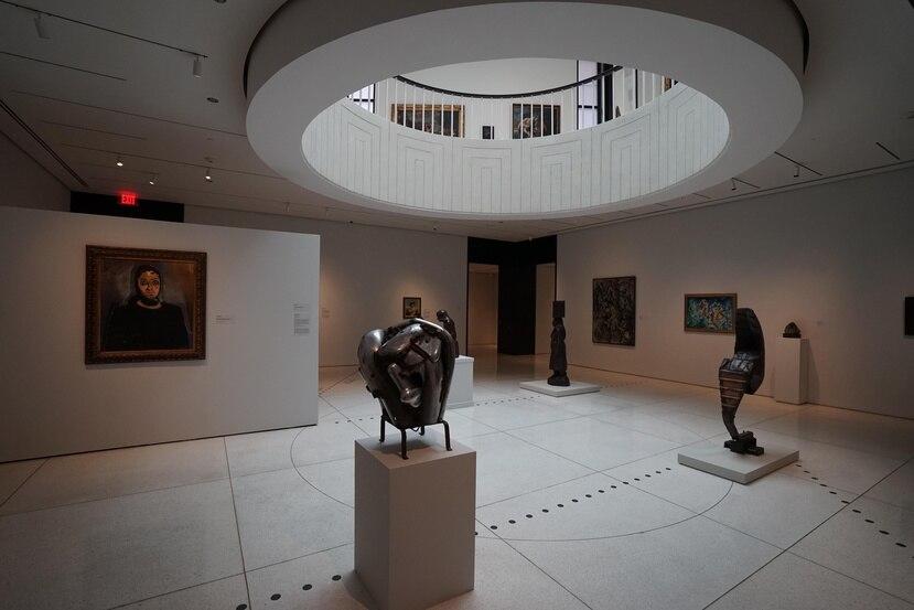 El Museo de Arte de Ponce mantiene su labor en contacto con la comunidad. (GFR Media)