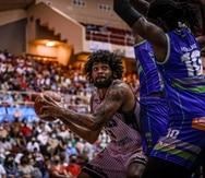 Jordan Murphy se ha destacado en su primer año en el BSN con los Leones de Ponce.