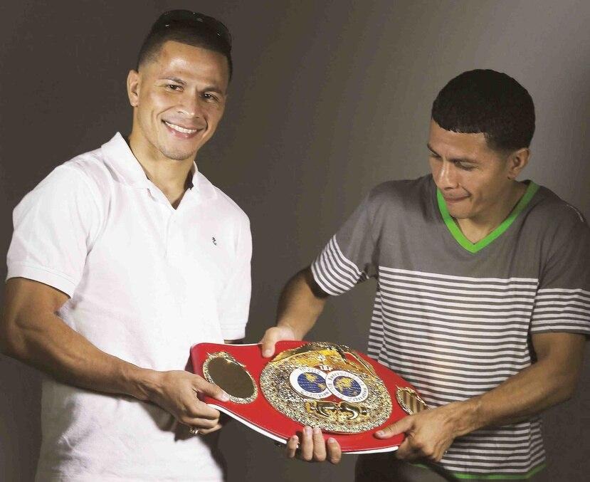 McJoe y McWilliams Arroyo fueron destacados peleadores aficionados, pero no han corrido con la misma suerte como profesionales. (Archivo / GFR Media)