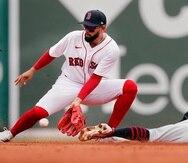 Sin incluir el partido del domingo, Jack López ha jugado de de forma regular en la segunda base de Boston desde que debutó la semana pasada.
