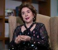 La exgobernador Sila María Calderón.