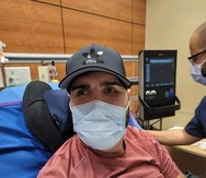La operación de hoy fue una exitosa, según reveló la madre de Prichard Colón.