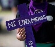 Según la no gubernamental Católicas por el Derecho a Decidir, en 2020 al menos 71 mujeres fueron víctimas de la violencia machista.