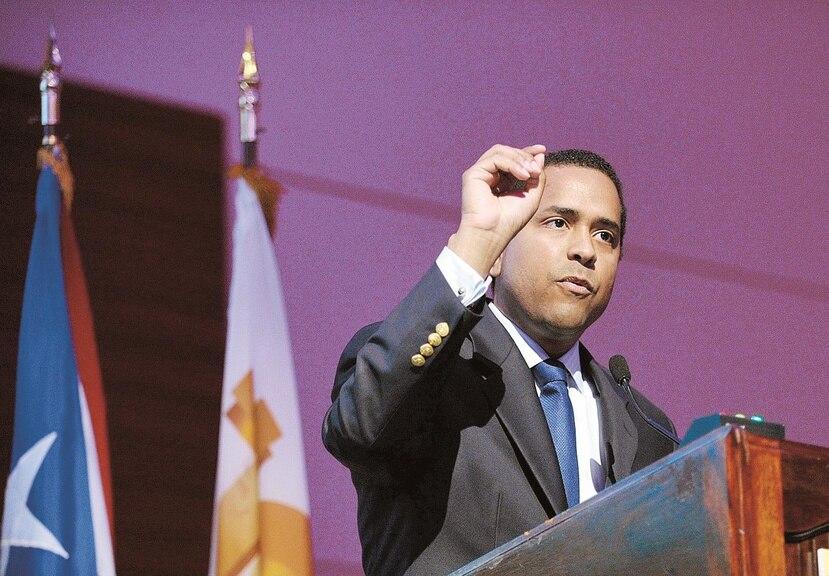 """Cox Alomar dijo que el Congreso no puede """"hacer lo que le da la gana"""" con la ciudadanía, pues está limitado por la Constitución y el Supremo. (Archivo/ GFR Media)"""