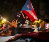 Los electores jóvenes asumieron un rol protagónico al apoyar a nuevos partidos políticos.