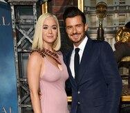 Katy Perry y Orlando Bloom se convierten en padres de una niña