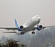 El Senado acusa a la FAA de obstaculizar investigaciones de los accidentes del Boeing 737 Max