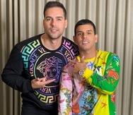 El vídeo musical se grabó en Puerto Rico.
