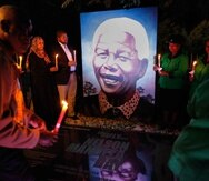 El apartheid terminó hace 25 años, cuando Nelson Mandela ganó las primeras elecciones democráticas. (EFE)
