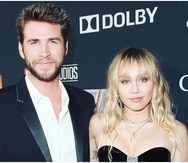 Será hasta marzo que ambas estrellas queden oficialmente divorciados.  (Instagram/Liam Hemsworth)