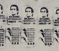 Ricardo Rosselló podría regresar al ruedo político como cabildero por la estadidad