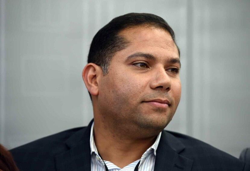 El presidente de la Junta de Gobierno, Walter O. Alomar Jiménez. (GFR Media)