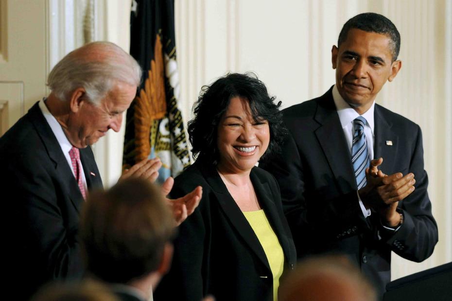 2009 | El 6 de agosto, nombran a Sonia Sotomayor al Supremo de Estados Unidos.  (GFR Media)