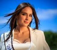 """Estefanía Soto se ha proyectado muy segura en las actividades de Miss Universe.  Ramon """"Tonito"""" Zayas / GFR Media"""