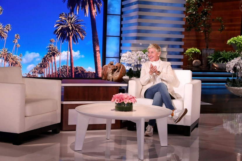 La comediante y presentadora afirmó sentirse bien.
