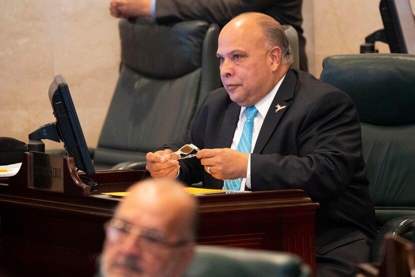 El representante Luis Raúl Torres.