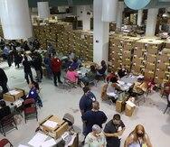 La  CEE inicia  el reclutamiento para la elección especial de cabilderos