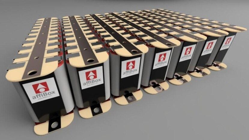 Modelo de affiBox creado por el puertorriqueño Javier Camacho. (Suministrada)