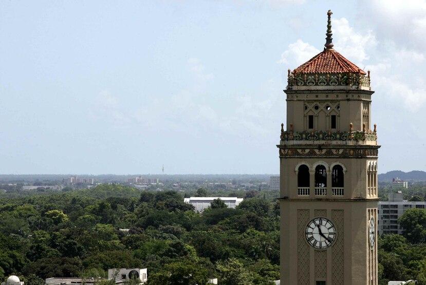 The Río Piedras campus of the University of Puerto Rico. (GFR Media)
