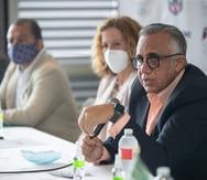 El Salvador recibe la visita de Centro Caribe Sports