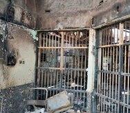 Prisión en Yakarta se incendia y provoca la muerte de 41 reclusos.