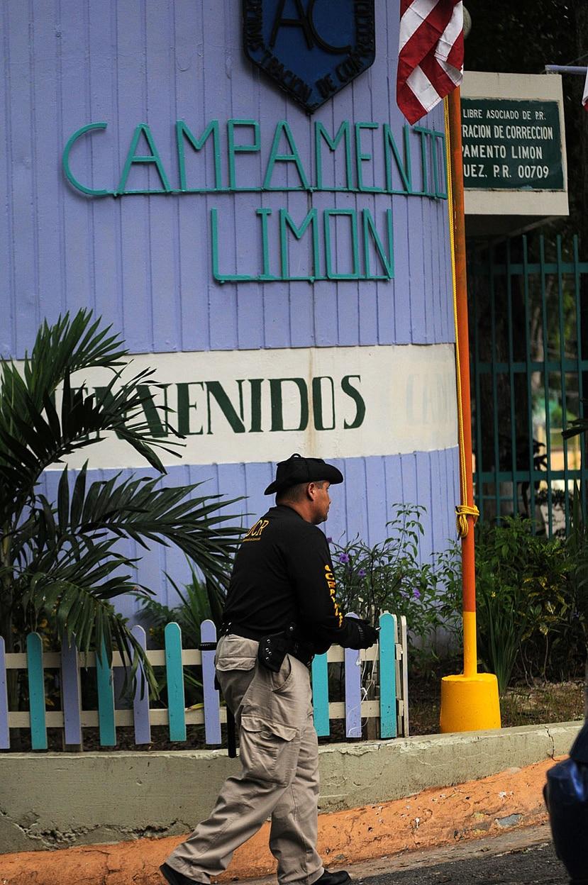 El Cuerpo de Investigaciones Criminales Mayagüez investiga el incidente. (GFR Media)