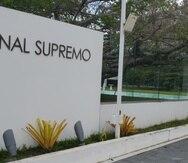 El Tribunal Supremo de Puerto Rico.