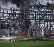 El incidente en la subestación Monacillos ocurrió el 10 de junio, y la emergencia provocada por el fuego dejó sin servicio de energía eléctrica a más de 900,000 abonados del consorcio LUMA Energy.