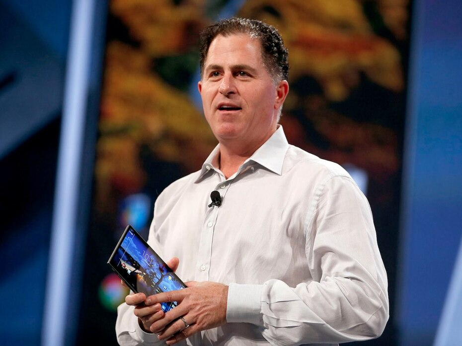 Michael Dell, fundador de Dell. (AP)
