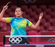 La presidenta del Copur, Sara Rosario, señaló que esperaba un mejor desempeño de la tenismesista Adriana Díaz, eliminada en su primer partido en los Juegos Olímpicos.