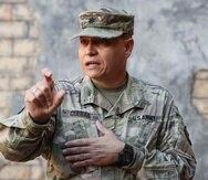 El teniente coronel Carlos Cuevas dijo que los soldados realizarán primero un entrenamiento en Texas.
