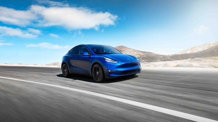 El Tesla Model Y