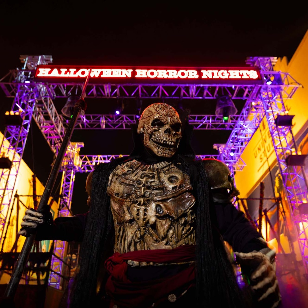 Apertura de las Halloween Horros Nights.