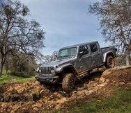 """La nueva """"pickup"""" estará disponible en las versiones Sport, Sport S, Overland y Rubicon. (Suministrada)"""