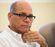 """Enrique """"Quique"""" Questell no fue reelecto en las pasadas elecciones."""