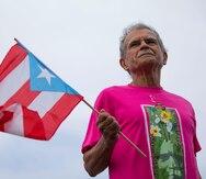 "Oscar López Rivera: ""La realidad asombra"""