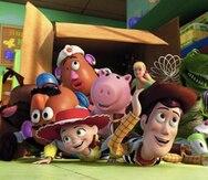 """La película """"Toy Story"""" cumple 25 años"""