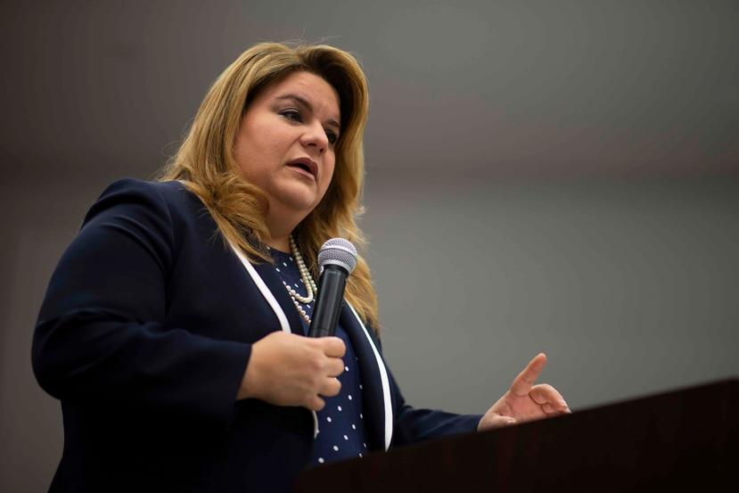 La comisionada residente Jenniffer González. (GFR Media)