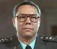 También fue jefe del Estado Mayor de las Fuerzas Armadas de Estados Unidos.