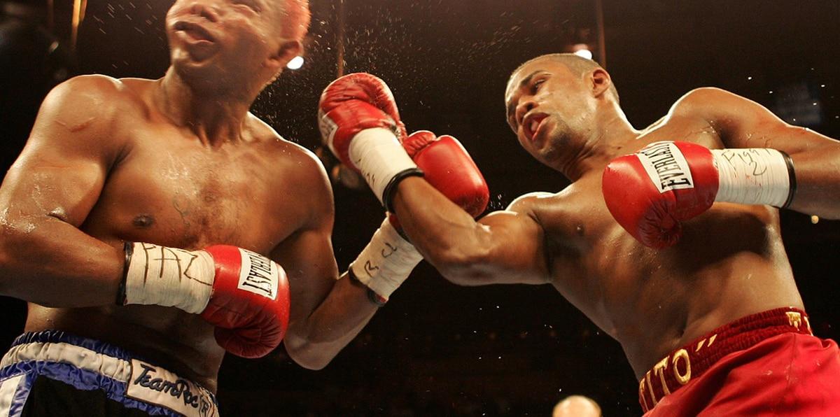 ¿Volverá Tito Trinidad al boxeo?