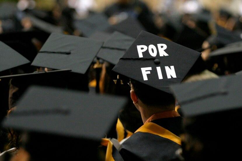 La administración universitaria indicó que 9,297 estudiantes ya han solicitado graduación para este año académico.