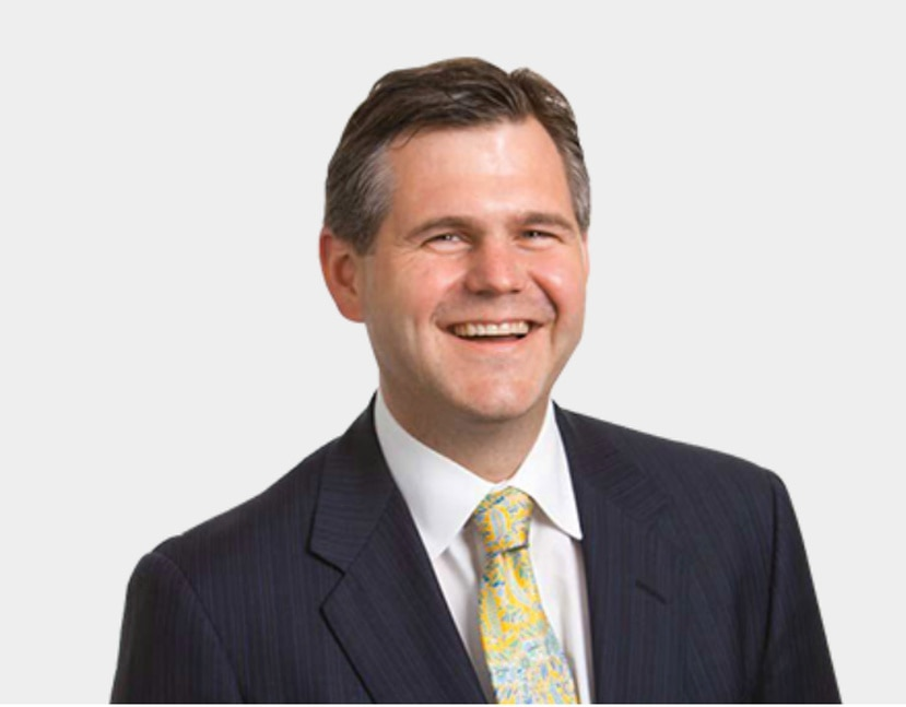 Justin Peterson, nombrado por el presidente Donald Trump a la Junta de Supervisión Fiscal. (Página de DCI Group)