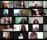 Las integrantes del programa Semillas de Triunfo se beneficiarán de talleres y actividades virtuales y acceso a un programa de mentoría a distancia en el cual participarán 121 mentoras.